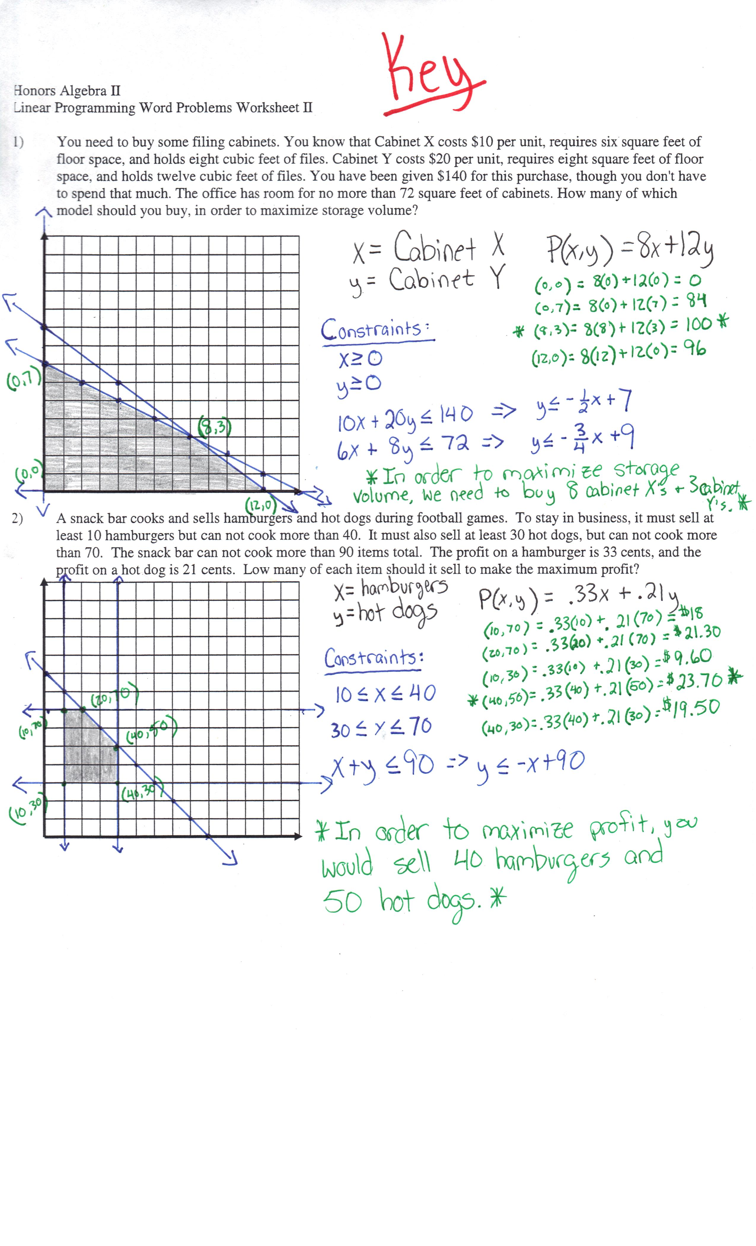 Advanced Algebra II Ms LeRoy s Math Website